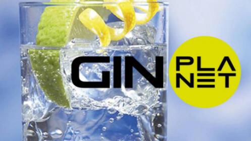 Entrada Gin Planet