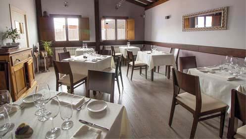 Menú Restaurante Casa Farpón Mesas Top de Asturias
