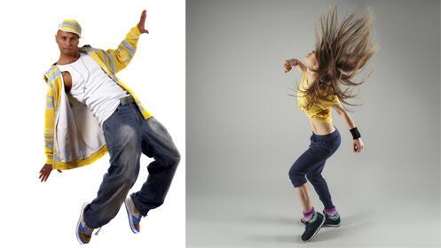 Clases de danza para niños y adultos