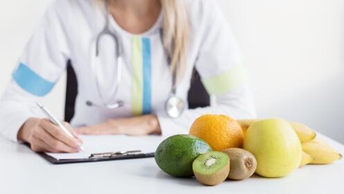 Consulta nutricionista con análisis corporal o test de intolerancia con análisis de sangre