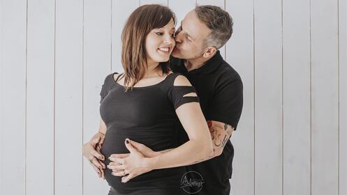 Sesión fotográfica para embarazadas