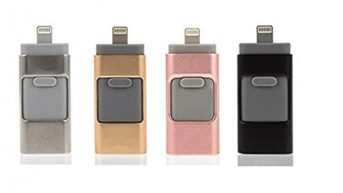 i-Flash 32Gb para IOS y Android