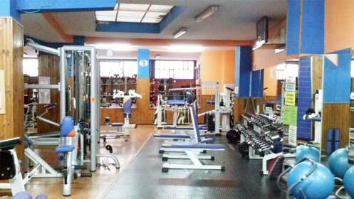 1 mes de acceso a gimnasio con programa personalizado