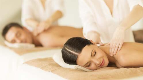 Tratamiento corporal y circuito SPA para dos