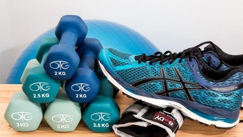 Dieta personalizada + 12 meses de acceso al gimnasio online