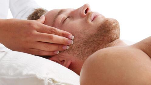 Masaje unisex con aromaterapia y aceites esenciales