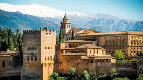 Escapada a Granada: 2 en AD+detalles cortesía para 2