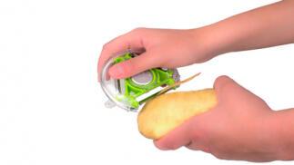 Set para pelar y cortar verduras o frutas