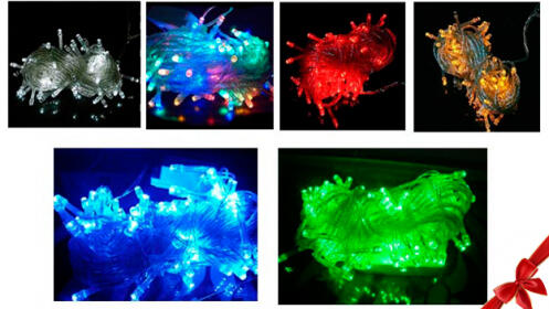 Bombillas Led de 10 metros
