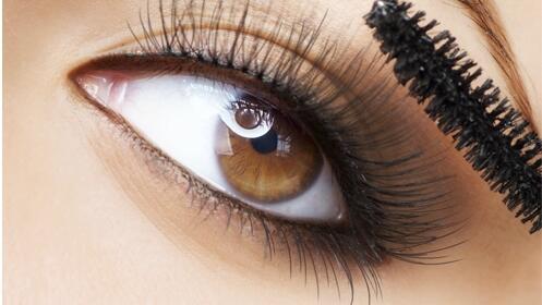 Tinte y permanente de pestañas y diseño de cejas