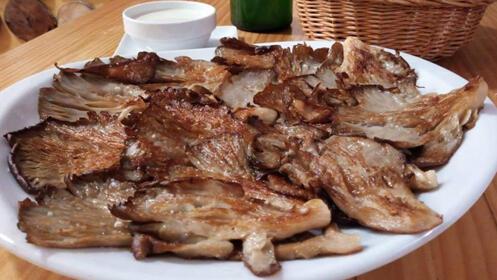 Menú en Oviedo para dos