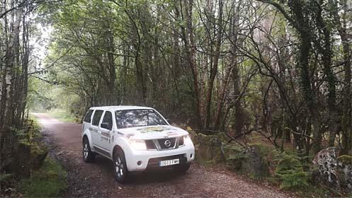 Un día de naturaleza y aventura en Oscos-Eo