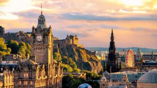 Escápate a Escocia 3 días