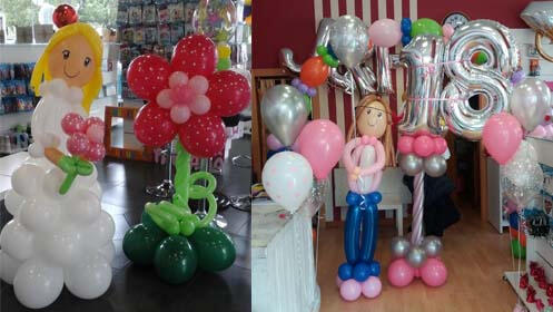 Globos personalizados para celebraciones